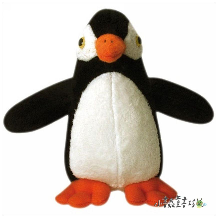 內頁放大:企鵝:魔術水絨毛玩具