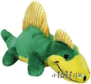 雙冠龍:魔術水絨毛玩具(恐龍系列)現貨數量:1