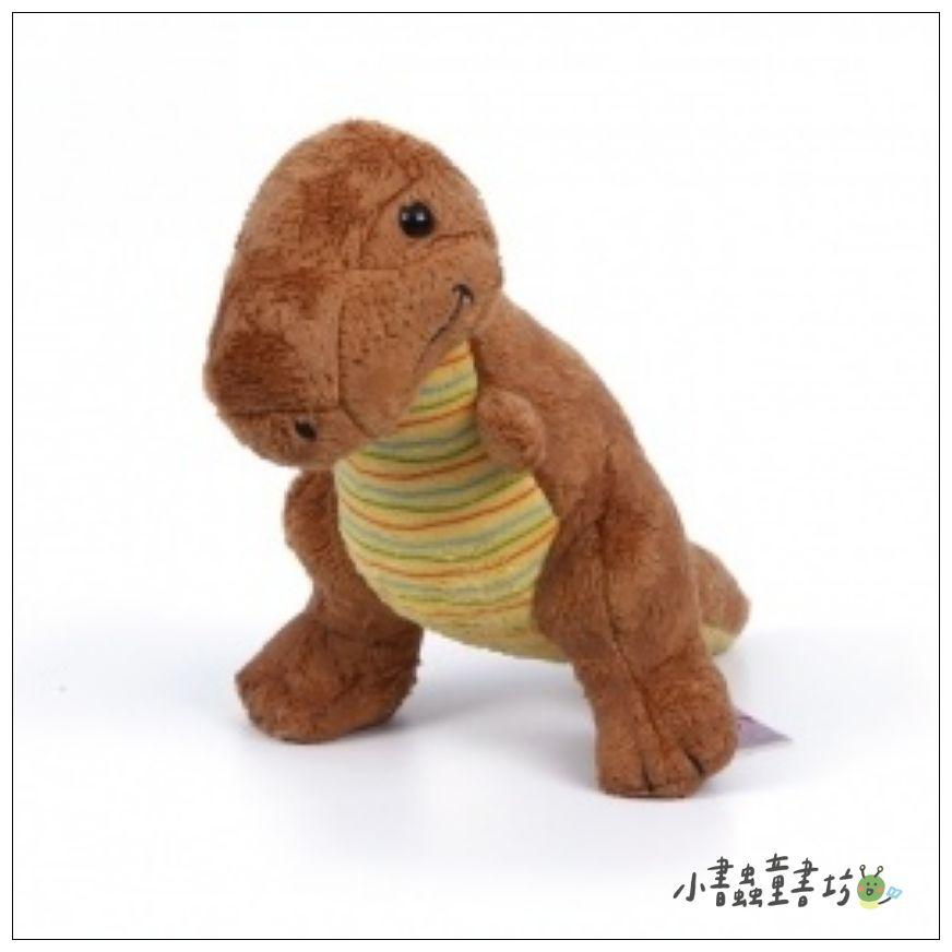 內頁放大:暴龍:魔術水絨毛玩具(恐龍系列)