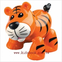 小老虎:TOLO動物公仔