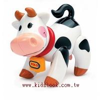 小牛:TOLO動物公仔(現貨數量:1)絕版品