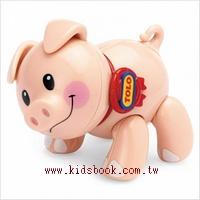 小豬:TOLO動物公仔