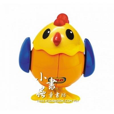 內頁放大:小雞:TOLO動物公仔