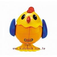小雞:TOLO動物公仔