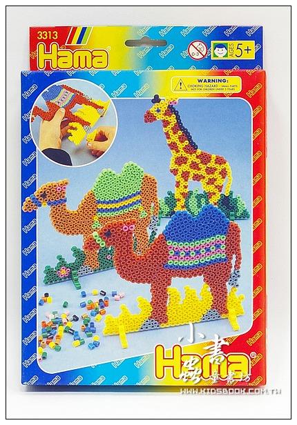 內頁放大:主題樂園包─長頸鹿、駱駝