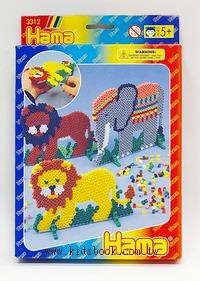 主題樂園包─大象、獅子