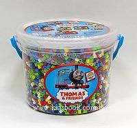 Thomas 湯瑪士小火車:拼拼豆豆組合桶(Perler)
