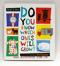 Do You Know Which Ones Will Grow?