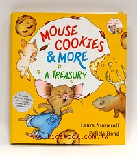 Mouse Cookies and More: A Treasury(合輯+CD)