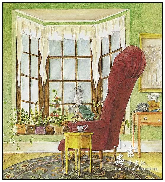 內頁放大:愛取名字的老太太(絕版書)