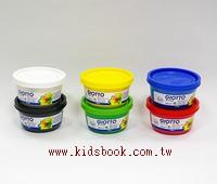 義大利GIOTTO:手指膏(6色) 100ml