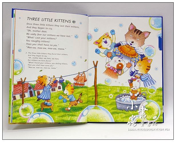 內頁放大:WEE SING英語童謠6:聽聽故事唱童謠WEE SING Nursery Rhymes and Lullabies(書+CD)絕版書(現貨:1)