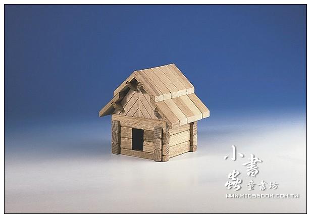 內頁放大:捷克Archa建築積木─布拉格綿羊屋