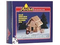 捷克Archa建築積木─布拉格綿羊屋
