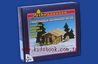 捷克Archa建築積木─波希米亞綿羊屋