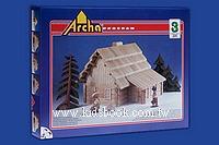 捷克Archa建築積木─布拉格小木屋(組合3)