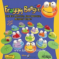 淘氣小青蛙 - Froggy Boogie