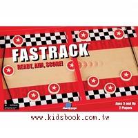 快速通關 木製桌上遊戲 – Fastrack