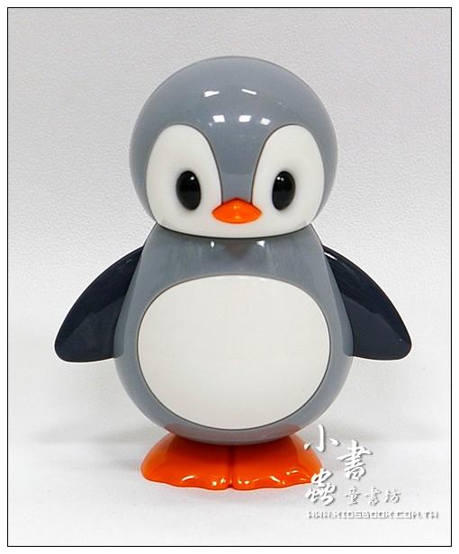 內頁放大:企鵝:TOLO動物公仔