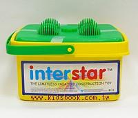 野生動物模型建構組:interstar 建構