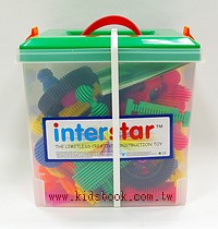 100pcs百寶箱:interstar 建構