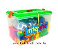 116pcs數學百寶箱:interstar 建構