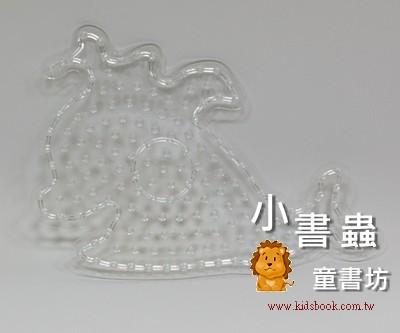 藍鯨透明模板:大豆豆模板