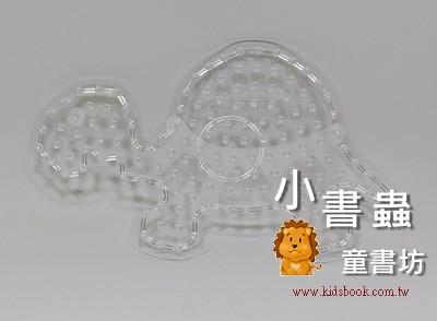 海龜透明模板:大豆豆模板