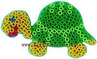 海龜透明模板:大豆 豆模板