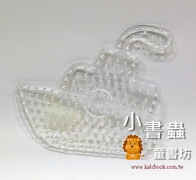船透明模板:大豆豆模板