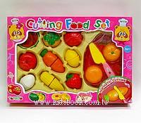 切菜組─12Pcs蔬菜水果組