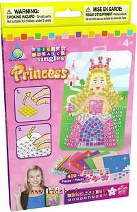公主:馬賽克拼貼(單片)