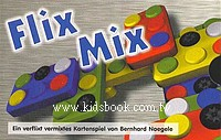 鈕鈕相扣(Flix Mix)(紙牌遊戲 高階)