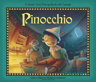 名家立體書:Pinocchio(木偶奇遇記)+音效