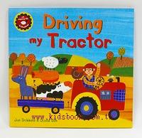 Driving my Tractor (平裝 書+CD)