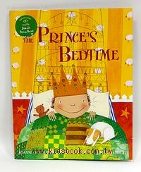 The Prince,s Bedtime (平裝書+CD)