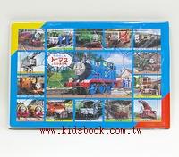 湯瑪士小火車(豐富篇)Ⅱ(20.25.30pcs):階梯式日本幼兒拼圖(現貨數量:1)