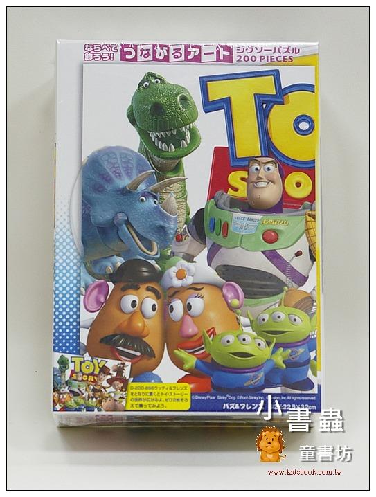 內頁放大:200pcs玩具總動員:日本拼圖(特價出清)