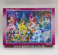 300pcs迪士尼公主燦爛大集合:日本拼圖