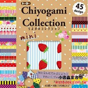 日本花紙(單面):45款繽紛花紙(現貨數量:5)