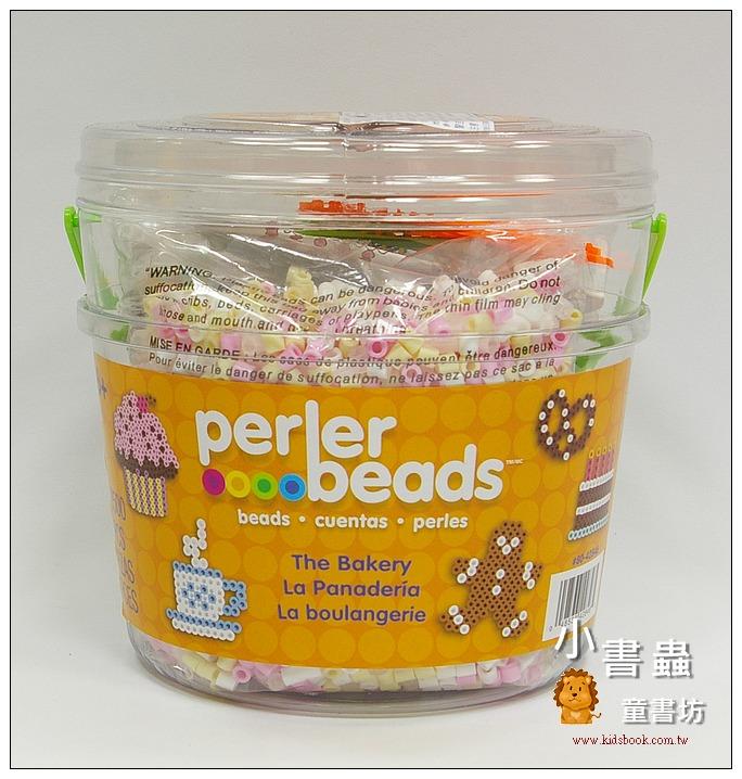內頁放大:蛋糕甜點 DIY :拼拼豆豆組合桶(Perler)