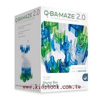 滾球迷宮積木(藍、綠色系) Q-BA-MAZE WARM