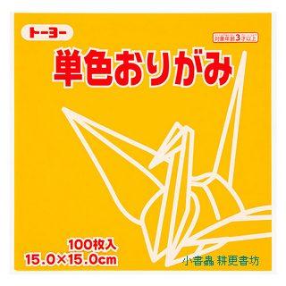日本色紙─單色(金黃)64107