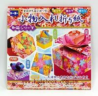 紙盒摺紙材料包:日本色紙