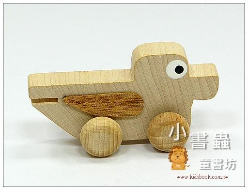 內頁放大:可愛動物迷你車:小鴨子(特價品)(現貨數量:1)