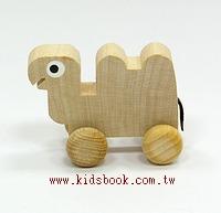 可愛動物迷你車:雙峰駱駝(特價品)(現貨數量:3)