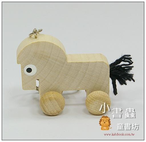 內頁放大:可愛動物迷你車鑰匙圈:小馬(特價品)(現貨數量:3)