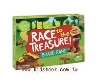 團隊合作遊戲:寶藏追追追 RACE to the TREASURE!