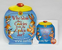 Who stole the cookies from the cookie jar?(書+CD)