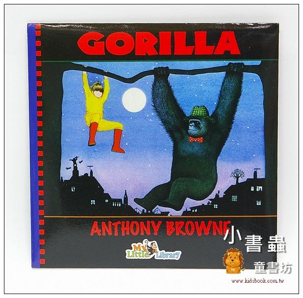 內頁放大:GORILLA (大猩猩)/單CD
